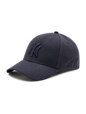 47 Brand 47 Brand Шапка с козирка New York Yankees B-MVPSP17WBP-NYA Тъмносин