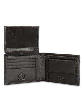 Pierre Cardin Pierre Cardin Velká pánská peněženka TILAK15 8806 Černá