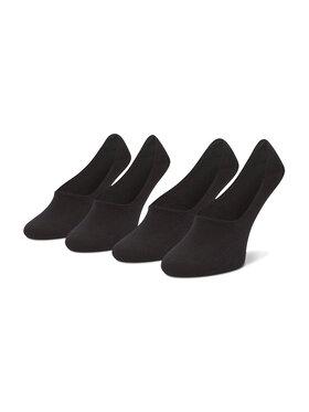 Levi's® Levi's® Zestaw 2 par stopek unisex 37157-0192 Czarny