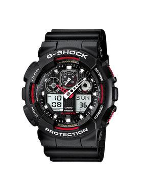G-Shock G-Shock Часовник GA-100-1A4ER Черен