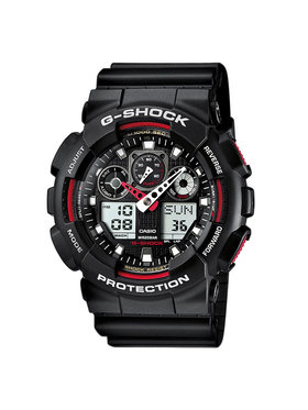 G-Shock G-Shock Hodinky GA-100-1A4ER Černá