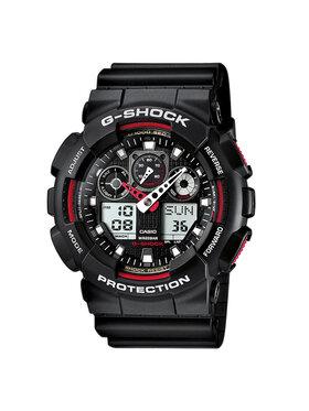 G-Shock G-Shock Ρολόι GA-100-1A4ER Μαύρο