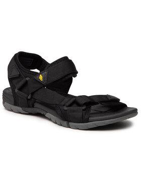 4F 4F Sandále H4L21-SAM005 Čierna