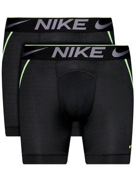 Nike Nike Komplet 2 par bokserek Breathe Micro 0000KE1020 Czarny