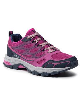 CMP CMP Trekkingi Zaniah Wmn Trail Shoe 39Q9626 Różowy