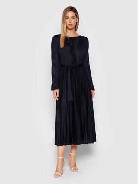 MAX&Co. MAX&Co. Ежедневна рокля Conca 76247621 Тъмносин Regular fit