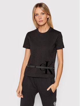 Calvin Klein Jeans Calvin Klein Jeans Футболка J20J216819 Чорний Regular Fit