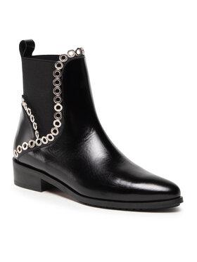 Eva Longoria Eva Longoria Chelsea cipele EL-09-04-000457 Crna