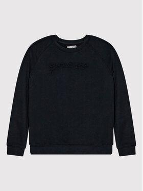 Guess Guess Bluza H1BJ02 KAOR1 Czarny Regular Fit