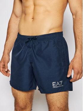 EA7 Emporio Armani EA7 Emporio Armani Pantaloncini da bagno 902000 CC721 06935 Blu scuro Regular Fit