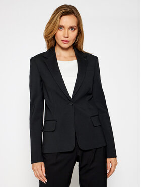 Calvin Klein Calvin Klein Blejzr Milano K20K202828 Černá Regular Fit