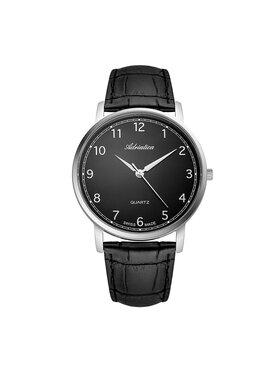 Adriatica Adriatica Часовник A1287.5224Q Черен