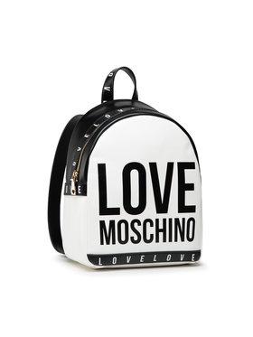 LOVE MOSCHINO LOVE MOSCHINO Hátizsák JC4183PP1DLI0100 Fehér