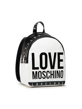 LOVE MOSCHINO LOVE MOSCHINO Ruksak JC4183PP1DLI0100 Biela