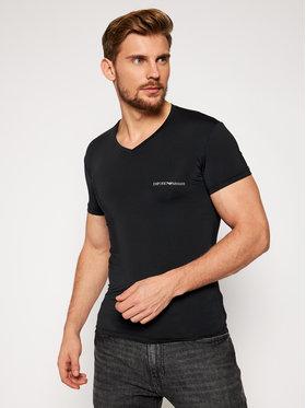 Emporio Armani Underwear Emporio Armani Underwear Tričko 110810 CS719 00120 Čierna Slim Fit