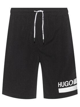 Hugo Hugo Badeshorts Bondi 50437730 Schwarz Regular Fit