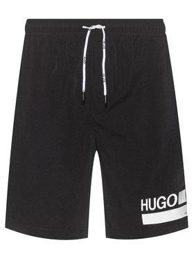 Hugo Hugo Plaukimo šortai Bondi 50437730 Juoda Regular Fit