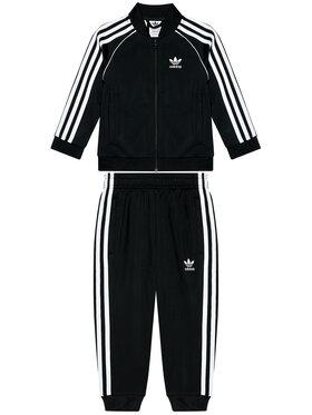 adidas adidas Melegítő adicolor Sst GN8441 Fekete Regular Fit