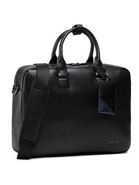 Calvin Klein Calvin Klein Porta PC Laptop Bag W/Pckt K50K506926 Nero