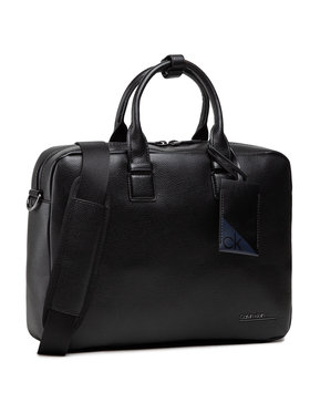 Calvin Klein Calvin Klein Taška na laptop Laptop Bag W/Pckt K50K506926 Čierna