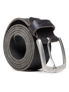 Pepe Jeans Pepe Jeans Pánský pásek Maple Belt PM020977 Černá