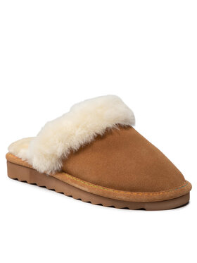 Kurt Geiger Kurt Geiger Pantofole Cosy Stitch Women Slipper 7754333109 Marrone