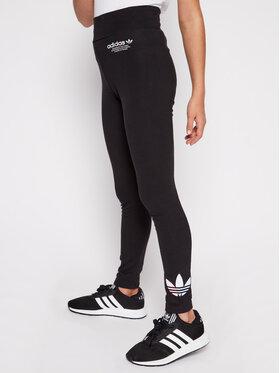 adidas adidas Leggings adicolor GN7477 Schwarz Tight Fit