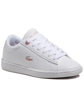 Lacoste Lacoste Сникърси Carnaby Evo 0921 1 Suc 7-41SUC00021Y9 Бял