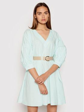 Imperial Imperial Sukienka letnia ABWSBBD Zielony Relaxed Fit