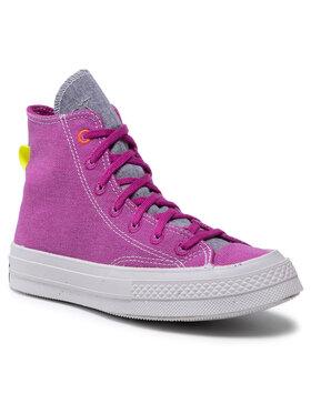 Converse Converse Sneakersy Chuck 70 Hi 168614C Różowy