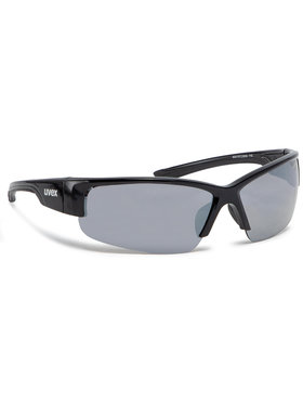 Uvex Uvex Okulary przeciwsłoneczne Sportstyle 215 S5306172216 Czarny