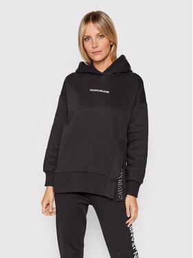 Calvin Klein Jeans Calvin Klein Jeans Sweatshirt J20J216948 Schwarz Regular Fit