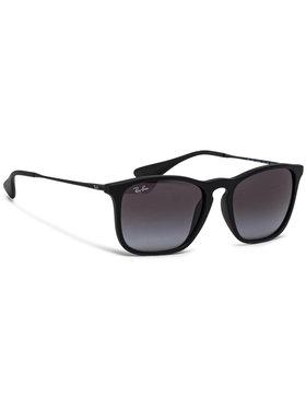 Ray-Ban Ray-Ban Okulary przeciwsłoneczne Chris 0RB4187 622/8G Czarny