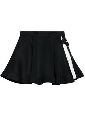 KARL LAGERFELD KARL LAGERFELD Spódnica Z13073 S Czarny Regular Fit