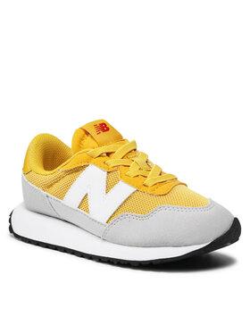 New Balance New Balance Sneakersy PH237HG1 Żółty