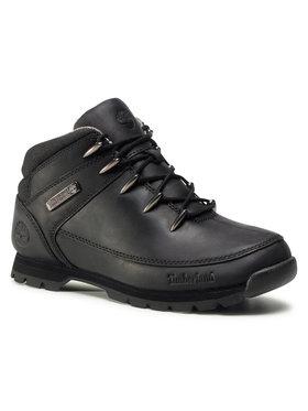 Timberland Timberland Ορειβατικά παπούτσια Euro Sprint Hiker TB0A2DUH001 Μαύρο