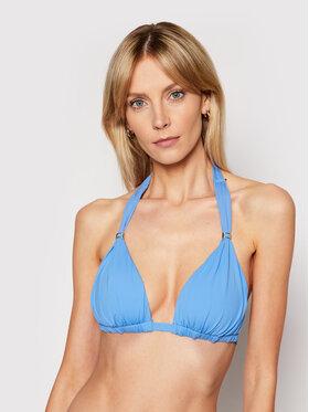 Lauren Ralph Lauren Lauren Ralph Lauren Bikini partea de sus LR7DB87E Albastru