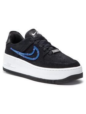 Nike Nike Topánky Af1 Sage Low Lx CI3482 001 Čierna