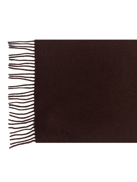 Selected Homme Selected Homme Шаль Slhtope Wool Scarf B 16038046 Коричневий