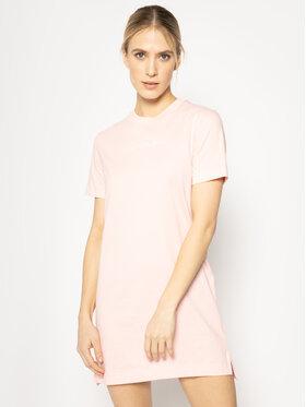 Calvin Klein Jeans Calvin Klein Jeans Kleid für den Alltag Institutional J20J213702 Rosa Regular Fit