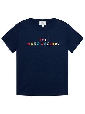 Little Marc Jacobs Little Marc Jacobs Póló W15510 M Sötétkék Regular Fit