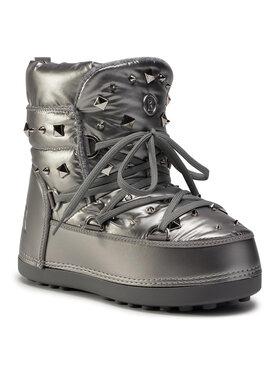Bogner Bogner Sniego batai Trois Vallees 16A 303-1544 Sidabrinė