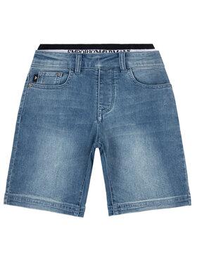 Emporio Armani Emporio Armani Szorty jeansowe 3H4S12 4DFNZ 0942 Granatowy Regular Fit
