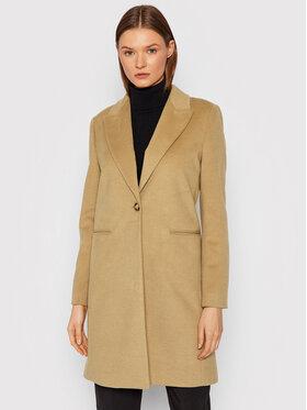 Rinascimento Rinascimento Зимно палто CFC0103851003 Кафяв Regular Fit