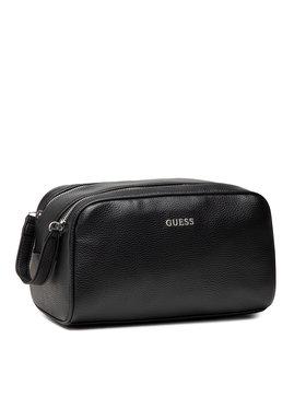 Guess Guess Kosmetický kufřík Riviera HMRIVI P1342 Černá