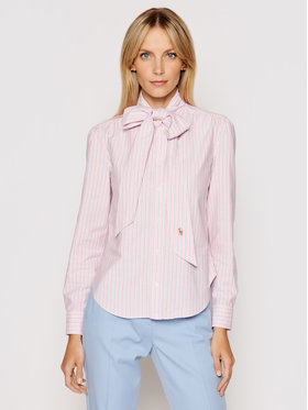 Polo Ralph Lauren Polo Ralph Lauren Риза 211780620005 Розов Regular Fit