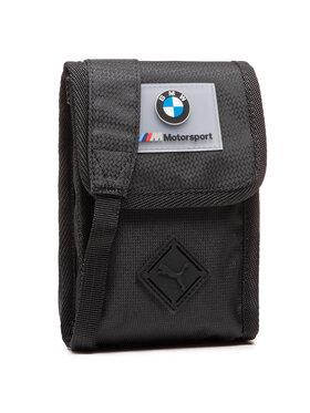 Puma Puma Geantă crossover BMW M Small Portable 077902 01 Negru