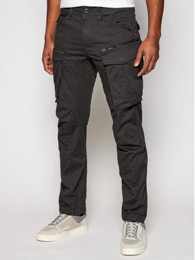 G-Star Raw G-Star Raw Kalhoty z materiálu Rovic D02190-5126-976 Šedá Tapered Fit