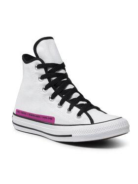Converse Converse Sneakers Ctas Hi 170851C Blanc