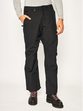 Quiksilver Quiksilver Spodnie snowboardowe EQYTP03116 Czarny Modern Fit